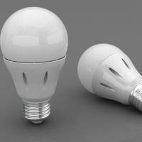 LED крушка, 6w