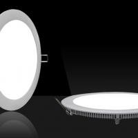 LED кръгъл панел, 8 inch (Ф200 mm), 14w